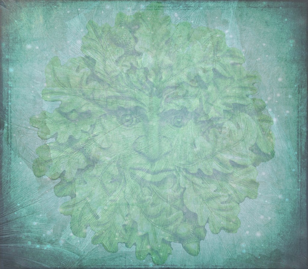 Pagan Blog Project: G is for the Green Man